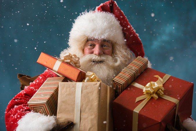Wat als de kerstman echt bestaat?