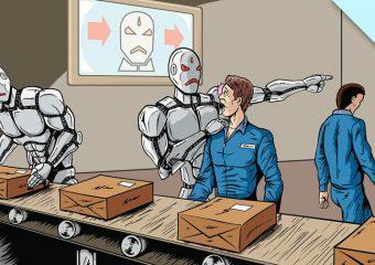 Wat als robots het werk overnemen?