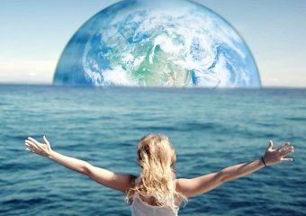 Wat als je alleen op de planeet blijft?