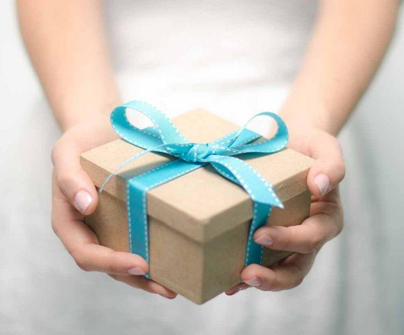 Wat als cadeau geven je vrienden of familie?