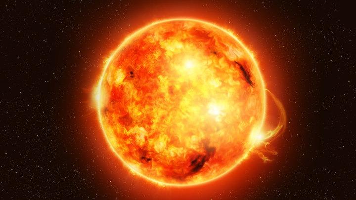 Wat als de zon uitdooft?