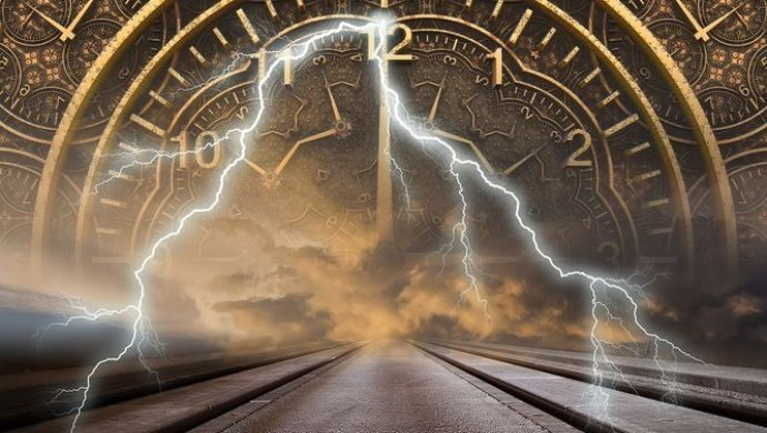 Wat als je terug in de tijd kan gaan?