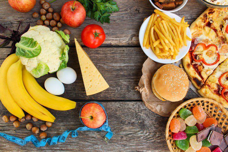 Wat als je gezond wilt eten?
