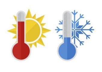 Wat als je geen koud of warm voelt?